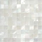 white goldlip blocking tile